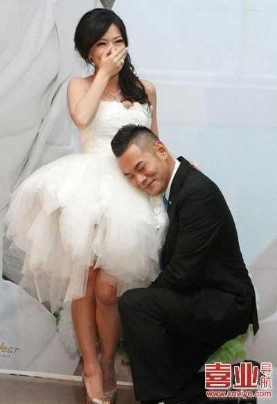 郭人豪270万娶孕妻nina